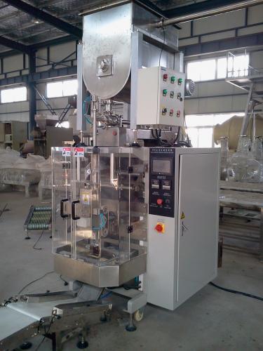 安徽信远包装科技有限公司火锅调味料加工设备在内蒙古小肥羊餐饮有限公司使用