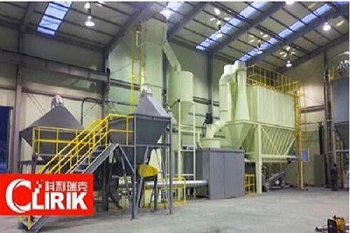 石墨磨粉机生产线出料粒度可达多少目?