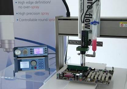 NEPCON SHENZHEN展览会上 维世科展出适应不同粘度流体介质的输送设备
