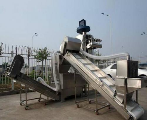不锈钢破碎机将在制造业加工大显身手