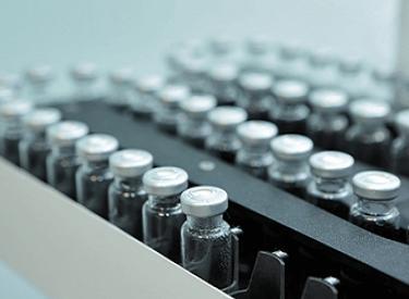 肠外生物制药产品中可见颗粒分类的标准化方法
