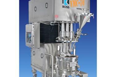 多搅拌高剪切混合系统辅助制药厂的CMC分散体