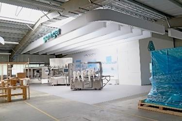 格罗宁格在开设无菌灌装等设备陈列室 展示创新技术