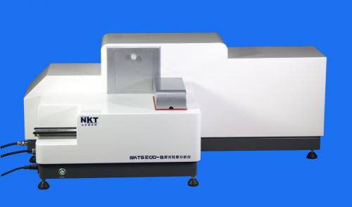 耐克特新型干濕一體全自動激光粒度分析儀
