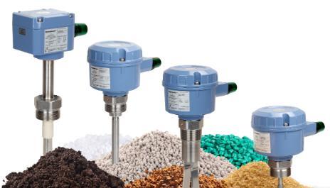 艾默生推出新型粉末固体料位开关