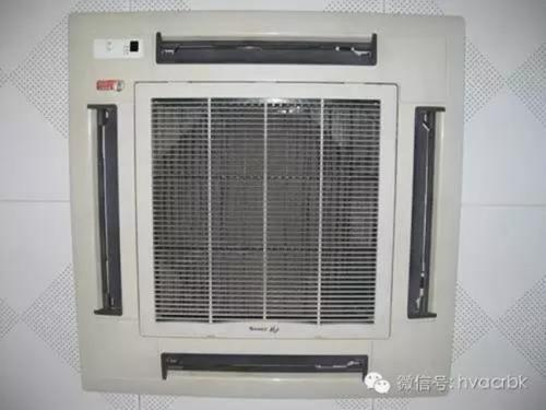 嵌入式風機盤管的安裝與清洗