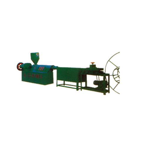PVC塑料制管机