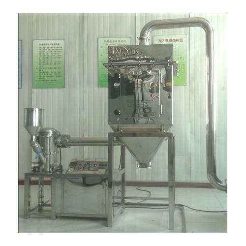 QLM-1型实验室系列气流粉碎机