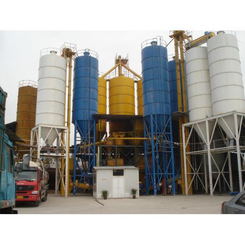 年产30万吨预拌砂浆生产线