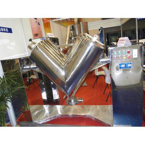 V1系列强制搅拌混合机