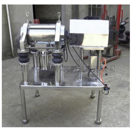 名贵药材低产量专用研磨机