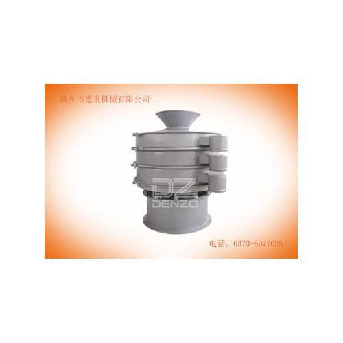 专业生产德重料斗式筛分振动筛