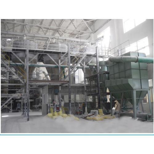 碳酸钙粉碎生产线