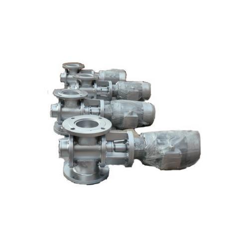 叶轮给料机(星形卸灰阀、回转卸料器)