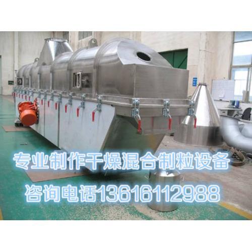 聚丙烯酰胺专用流化床干燥机-常州