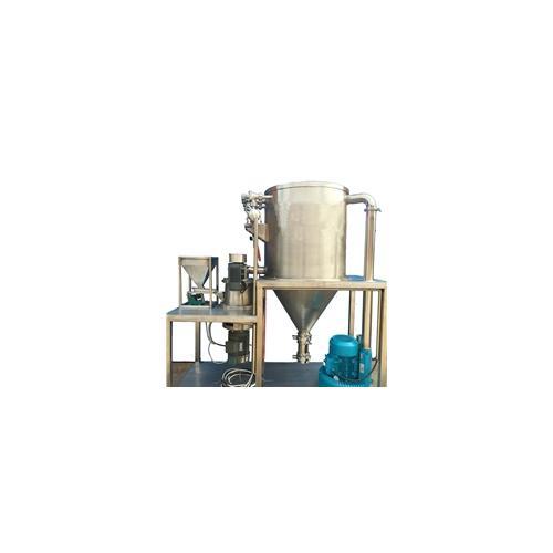众金系列实验型气流粉碎机