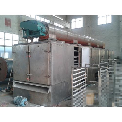 DW系列带式干燥机单层粮食烘干机